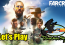 Far Cry 5 Let's Play title screen